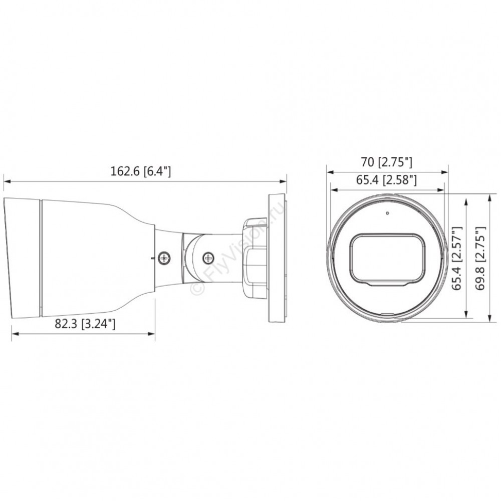 IP камера DH-IPC-B1B40